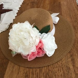 Beautiful women's hat